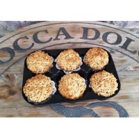 Apple Crumble Tartlets - 6 Pack