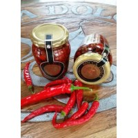 Roasted Chillies (125ml)