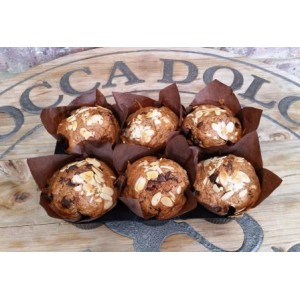 Chocolate Muffins - 6 pack