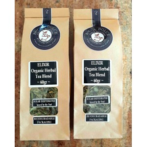 ELIXIR Herbal Tea Blend (60gr)