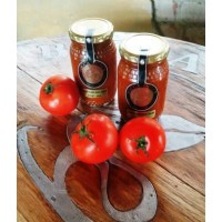 Salsa - Tomato and Basil (250gr)